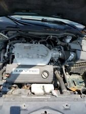 06-07 ACCORD V6 6 SPEED MANUAL ENGINE TRANSMISSION DROPOUT SWAP COMPLETE