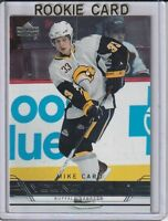 Mike Card 2006-07 Upper Deck Young Guns Rookie Hockey Card #458