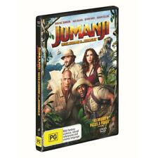 Jumanji 2 - Welcome to The Jungle 2018 Aust Release Region 4 DVD
