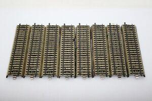 Marklin Märklin 5106 Straight Track 1/1 Full length 180mm 8 tracks  West Germany