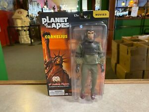 "2021 Mego Toys Planet of the Apes CORNELIUS 8"" Action Figure MOC - IN STOCK"