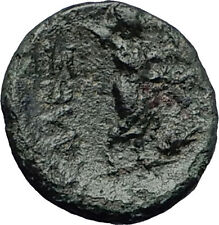 ALEXANDRIA Troas 171BC Rare Possib. Unpublished Ancient Greek Coin Apollo i58304