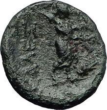 ALEXANDRIA Troas 171BC Rare Possib. Unpublished Ancient Greek Coin Apollo i58304