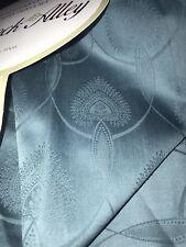 Peacock Alley La Scala Turquoise Italian Egyptian Cotton King Duvet Set $1275