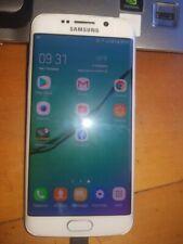 Fantastico Samsung Galaxy S6 Edge 64 Gb Bianco Perla