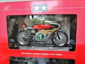 Tamiya Masterwork 1/12 SCALE Honda RC166 GP RACER Box Rare only one