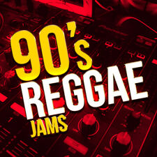 90's Reggae Jams Mix CD