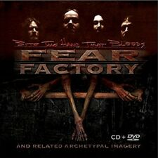 FEAR FACTORY - Bite The Hand That Bleeds And Related Archetypal... CD+DVD
