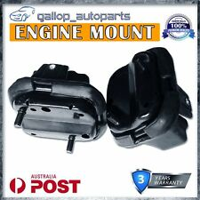 Holden V6 Engine Mount VN VP VR VS VT VX VY Commodore 3.8L Pair Front LH + RH