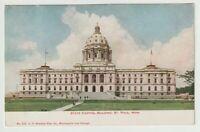 Unused Postcard State Capitol Building St Paul Minneapolis MN