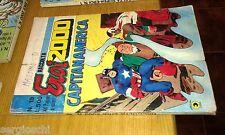 RACCOLTA EROI 2000 # 19-1977-CAPITAN AMERICA # 36-37-39-ED CORNO-SR97
