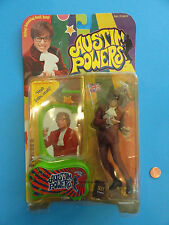 Austin Powers Action Figure 6 Inch Mcfarlane Toys - Mike Meyers - Mint