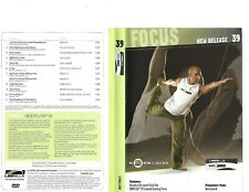 Les Mills Body Flow 39 Complete DVD, CD, Case and Notes