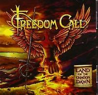 Land of the Crimson Dawn von Freedom Call | CD | Zustand gut