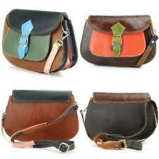 Bag Shoulder Leather Messenger Ladies Women Crossbody Messenger Handbag Satchel