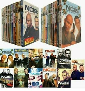 NCIS Los Angeles Complete Series :1-11 DVD SET, FREE SHIPPING, NEW.