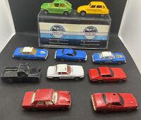 Joblot Of 10 Corgi Junior Cars Includin Jaguar, Buick, Ford Gran Torino, VW Polo