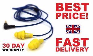 PLUGFONES 30 DAYS WARRANTY - ORIGINAL - FREE P&P - EARPLUGS That Are EAR PHONES