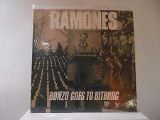RAMONES - BONZO GOES - SIRE RECORDS-BEG 140T - IMPORT UK