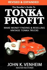 """Reseller's Guide To TONKA PROFIT """"REVISED & EXPANDED"""" 2nd Ed SIGNED BY AUTHOR!"""