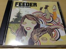 FEEDER - PUSHING THE SENSES CD (GC-VG) TUMBLE AND FALL, FEELING A MOMENT, TENDER