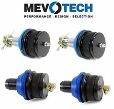 For Ford E-150 2005-2006 Pair Set of 2 Front Upper & Lower Ball Joints Mevotech
