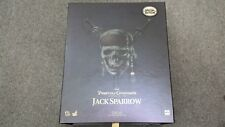 1/6 Hot Toys Jack Sparrow DX06 Pirates of The Caribbean 12in Sideshow