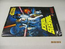 Panini Star Wars  Krieg der Sterne  Sammelalbum 1977