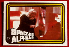 SPACE / ALPHA 1999 - MONTY GUM - Card #63 - Netherlands 1978