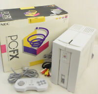 PC-FX Console System Boxed NEC Tested JAPAN Game Ref/4X02952YA