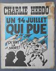 ►CHARLIE HEBDO N°139 - JUILLET 1973 - GéBé