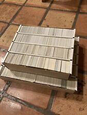 1000 card basketball lot