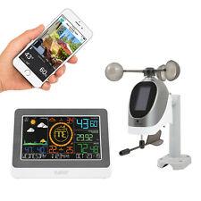 La Crosse Technology Wifi Wind and Weather Station C80758
