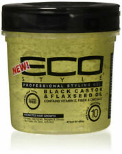 ECO Styler Gel Coiffant Black Casto/Flaxseed Oil 473ML