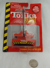 Hasbro Tonka Farm Farm Equipment Die Cast Collection Mower Conditioner  1:64