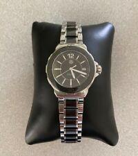 TAG Heuer Formula 1 WAH1210.BA0859 Stainless steel / black ceramic wristwatch