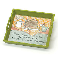 Curly Girl Designs Serving Tray - PANCAKES - #CG-ST-101054