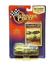 Winners Circle Dale Earnhardt #8, Die Cast Stockcar Nascar, Lifetime Series 1997