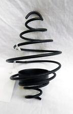Hanging Metal Spiral Tea Light Holder - BNWT - Indoor / Outdoor Use