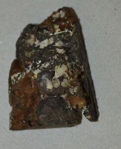 2 oz Upper Peninsula Michigan copper crystal minerals & Silver? Mine specimen