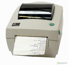 Zebra LP2844 2844-20300-0001 Direct Thermal Barcode Label Printer USB Parallel