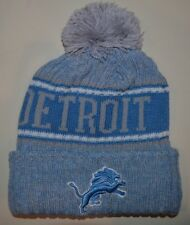 Detroit Lions winter hat one size knit beanie