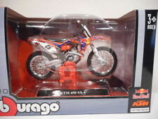 Motos et quads miniatures Burago 1:8