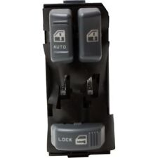 For Blazer 95-05, Front, Driver Side Window Switch, Gray, Plastic