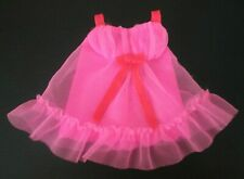 Vintage Mod Barbie: #3403 Baby Doll Pinks ~ Nightie