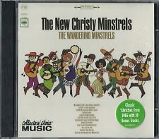 NEW The Wandering Minstrels [Bonus Tracks] The New Christy Minstrels OOP CD-2004