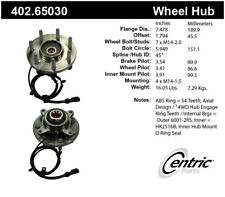 Wheel Bearing and Hub Assembly-4WD Front Centric 402.65030 fits 09-10 Ford F-150
