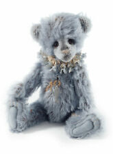 "Save Charlie Bears Kingfisher Bear 10"" Mohair Ltd Isabelle Lee Sj5928 -"
