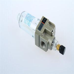 "Air Line lubricator Unit 1/4"" Ports for Air compressors 800L/min"