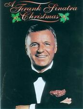 A Frank Sinatra Christmas (Words/Piano/Chords), Frank Sinatra, Good Condition, B